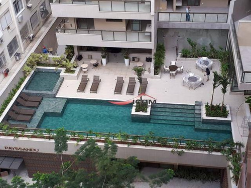 Excelente Apartamento Com  93 M², 2 Suítes, Recém Entregue. Por R$ 1.370.000 - Flamengo - Rio De Janeiro/rj - Ap5192