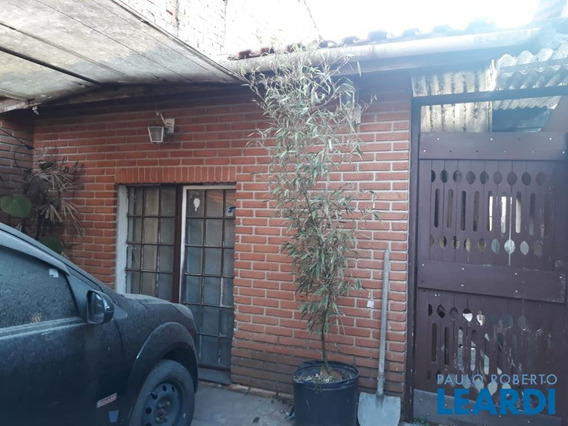 Casa Assobradada - Cidade Intercap - Sp - 582371