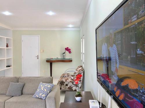 Imagem 1 de 20 de Apartamento Com 3 Quartos À Venda, 137 M² - Centro - Guarapari/es - Ap1043