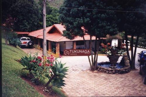 Chácara À Venda, 24200 M² Por R$ 790.000,00 - Atibaianos - Bragança Paulista/sp - Ch0100