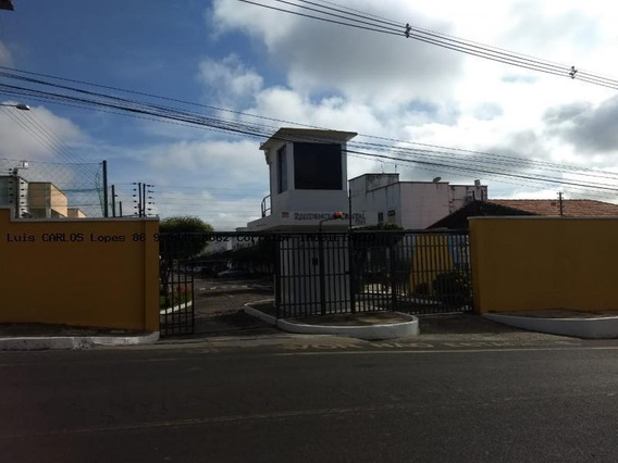 Apartamento Para Venda Em Teresina, Gurupi, 2 Dormitórios, 1 Suíte, 2 Banheiros, 1 Vaga - Apto Cristal Térreo Gurupi