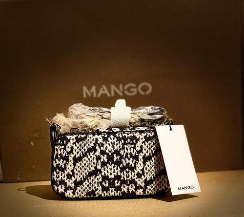 Imagen 1 de 3 de Bolsa De Mano Para Dama Marca Mango
