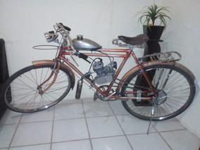Bicimoto, Bicicleta Eastman Inglesa, Motor 80cc Nuevo