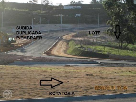 Terreno À Venda, 10124 M² Por R$ 3.800.000,00 - Putim - São José Dos Campos/sp - Te0934