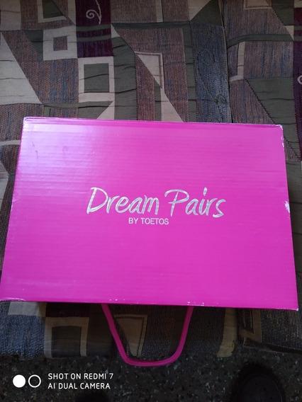 Zapato De Vestir Dream Pairs By Toetos