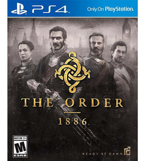 The Order Ps4 Fisico Sellado