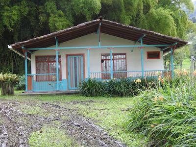Casa Campestre 930 M2 Valle De Cocora Salento