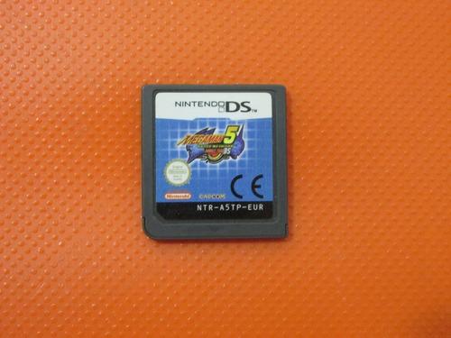 Imagen 1 de 1 de Mega Man Battle Network 5 Double Team | Original Nintendo Ds