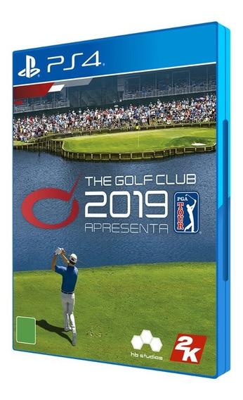 Jogo The Golf Club 2019 Ps4 Midia Fisica Pronto Entrega
