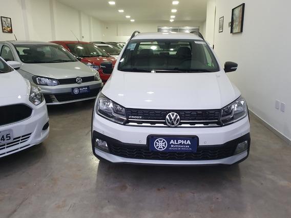 Volkswagen Saveiro 1.6 Cross Cabine Dupla 2019/2020