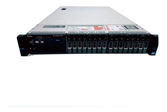 Servidor Dell Poweredge R720 Xeon E5 2630 Sixcore 64gb 4tb