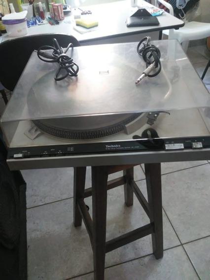 Par De Toca Discos E Mixer