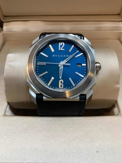 Reloj Bvlgari Octo