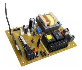 Placa Central P/ Motor Portão Eletronico Garen G1 Unisystem