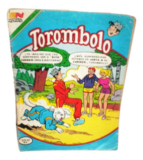 Comic Archi Torombolo # 30 Pasta Rota Editoria Novaro 1985