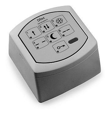 Puerta Automatica Ditec Selector Electronico De Funciones