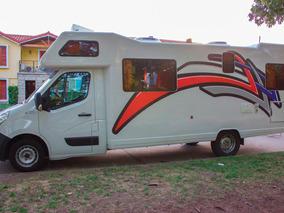 Motorhome Renault Master 2014