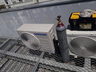 Serviços Em Ar Condicionado