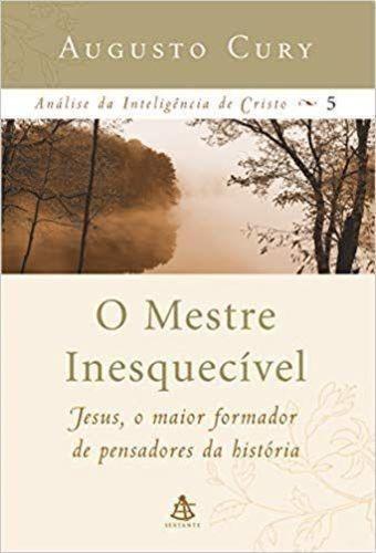 Revista O Mestre Inesquecível Augusto Cury