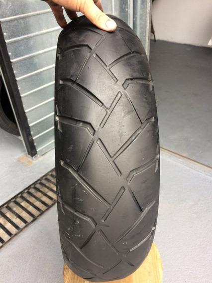 Pneu 160/60/17 Dunlop D609 Usado Twister Cb300 Xj6 Comet