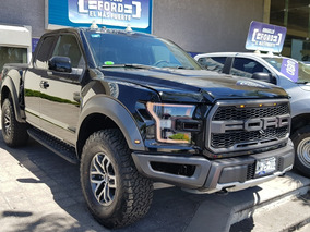 Ford Lobo Raptor Svt Cabina Y Media