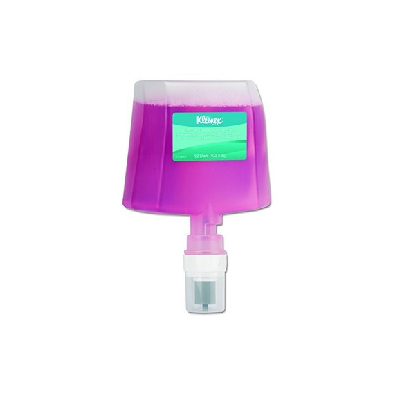 Kleenex Liquid Hand Soap Con Humectantes (91592), Rosa, Arom