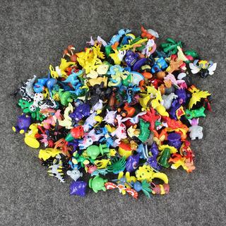 Grande Lote Com 144 Pçs Pokémon