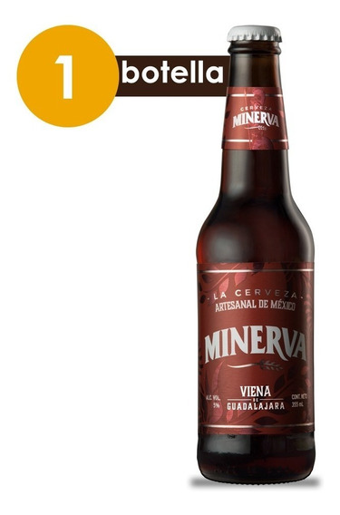 Cervexxa Cerveza Artesanal Minerva Viena