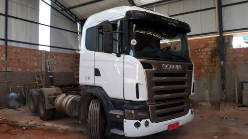 Imagem 1 de 3 de Scania G420 - Euro 5 2009