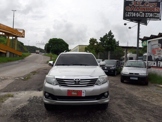 Toyota Sw4 2.7 Sr Flex Com Gnv 5l Top 4x2 Flex Aut. 5p 2014
