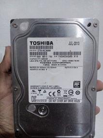 Hd 500gb Toshiba