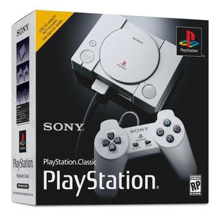Play Station Classic Nuevos Originales Con Garantia