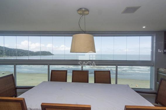 Apartamento Com 3 Dormitórios À Venda, 222 M² Por R$ 1.399.000 - Canto Do Forte - Praia Grande/sp - Ap3011