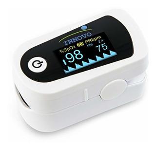 Innovo Premium Fingertip Pulse Oximeter Blood