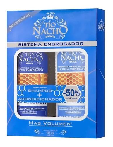 Pack Tio Nacho Engrosador - Pack 415 Ml