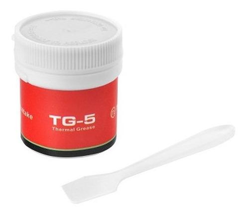 Pasta Termica Thermaltake Tg-5 Gris Para Cpu Nuevo Sellado