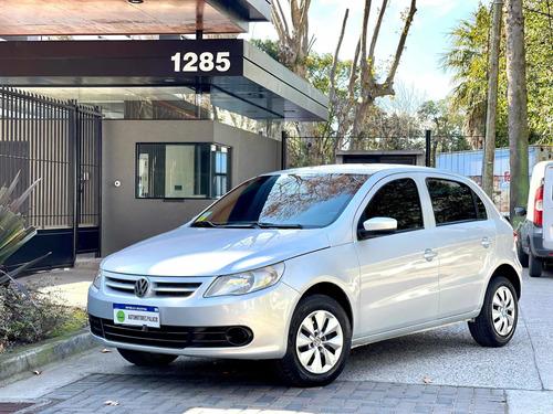 Imagen 1 de 8 de Volkswagen Gol Trend 1.6 Pack Ii 101cv 2012