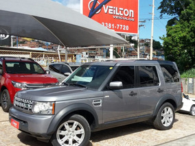 Land Rover Discovery 4 S 2.7 Diesel 7 Lugares 2011