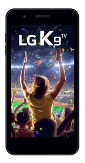 Smartphone Lg K9 Tv 16gb Preto 4g Quad Core - 2gb Ram Tela 5