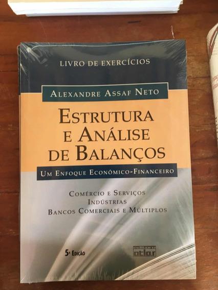 Livro Estrutura E Análise De Balanços