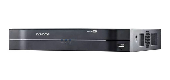 Dvr Gravador 8 Canais Intelbras Multi-hd Mhdx 1108
