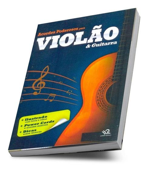 Acordes Poderosos Para Violão E Guitarra Envio Imediato
