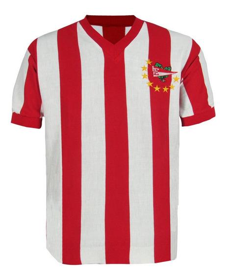 Camisa Estudiantes Retrô
