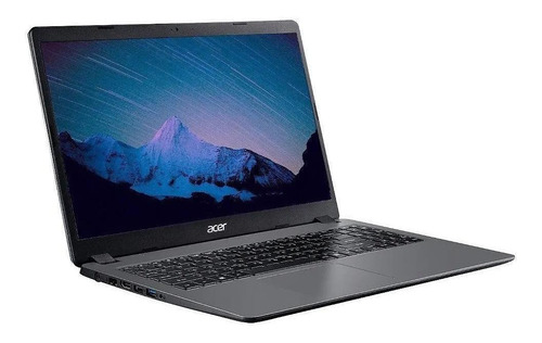 "Notebook Acer Aspire 3 A315-56 gray 15.6"", Intel Core i3 1005G1  8GB de RAM 1TB HDD, Intel UHD Graphics 1366x768px Windows 10 Home"