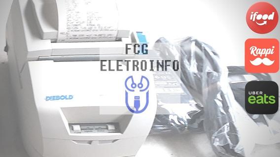 Impressora Térmica Diebold Im453 Boa Para Ifood E Uber Eats