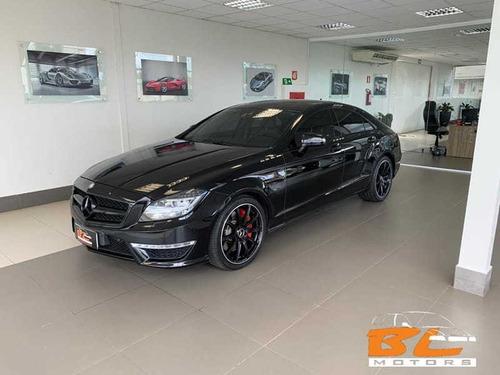 Mercedes-benz Cls 63 Amg 5.5 V8 Turbo Gasolina 4p Aut