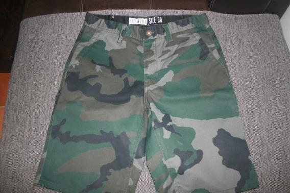 Shorts Freeworld Camo