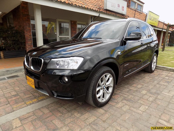 Bmw X3 Xdrive 20i At Aa