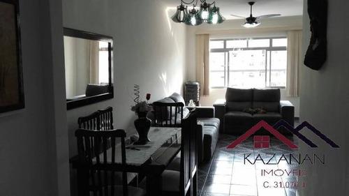 Imagem 1 de 14 de Apartamento Em Excelente Localização - 741