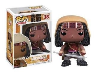Funko Pop The Walking Dead Michonne Vinyl Original